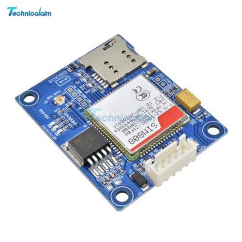 SIM808 GSM GPRS GPS Bluetooth SMS Module Development Board 5-18V