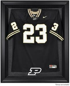 Purdue-Boilermakers-Black-Framed-Logo-Jersey-Display-Case-Fanatics-Authentic