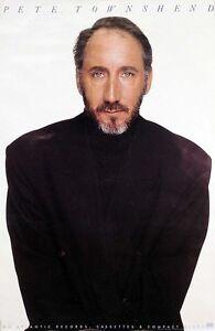 The-Who-Pete-Townshend-1989-Atlantic-Records-Original-Promo-Poster