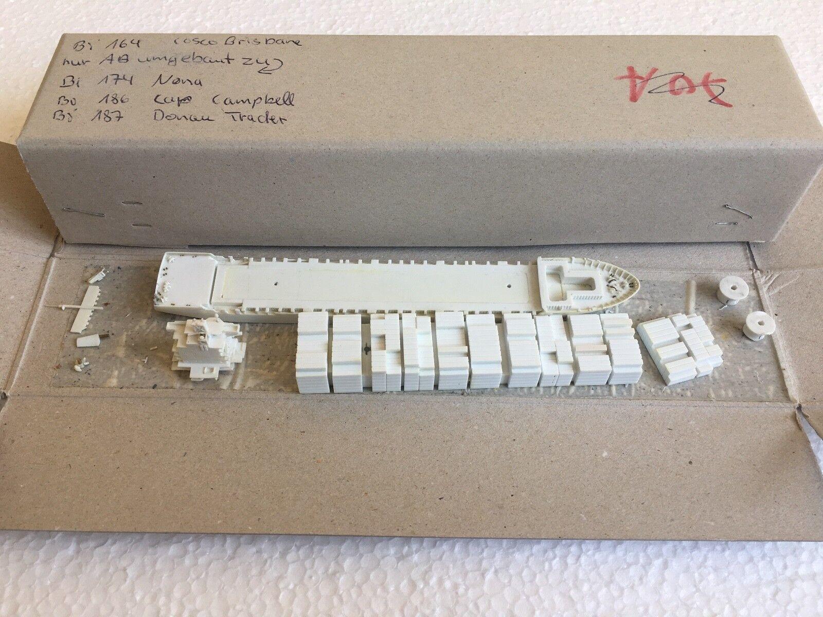 BILLE 174, 186, 187 - Urmodell   master model - 1 1250  | Exquisite (in) Verarbeitung