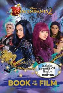 Disney-Descendants-2-Live-Action-Book-of-Book-o-9781474871747-New