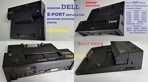 Dell-Latitude-E-Port-Docking-Station-PR03X-E6330-E6400-E6410-E6420-E6430-E5400