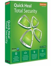 Quick Heal Total Security 1 User 3 Year 2016