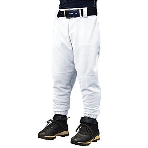 $10 Easton Youth Pro Pull-Up Baseball Pants X-Small WHITE 1