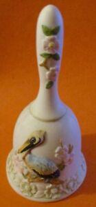 Vintage-1980-039-s-Geo-Z-Lefton-Caisa-Ceramic-Bell