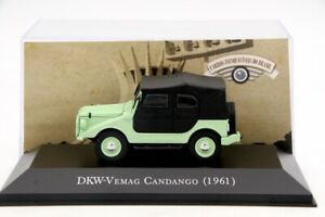 1-43-IXO-DKW-Vemag-Candango-1961-Diecast-Model-Car-Limited-Edition-Collection