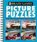 Brain Games Picture Puzzles by Publications International, Ltd. (Spiral bound, 2011)