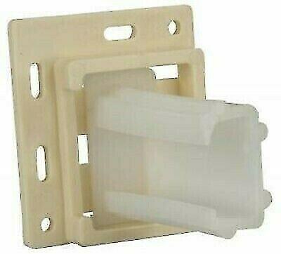 """JR Products 70725 Cabinet Drawer Small/""""C/"""" Slide Socket Set"""