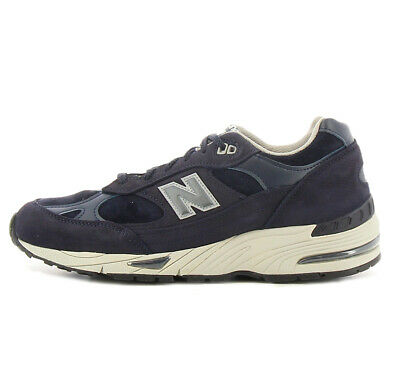 new balance uomo 991 blu