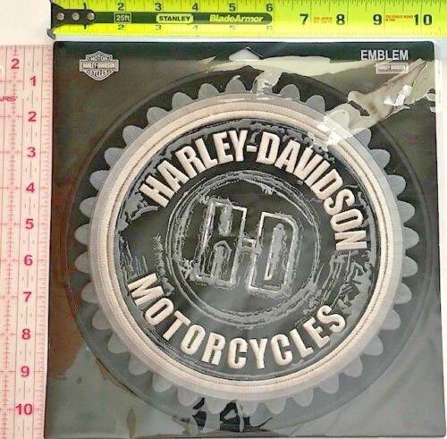 EM539546 Works RETIRED Harley Davidson Genuine Patch Gear