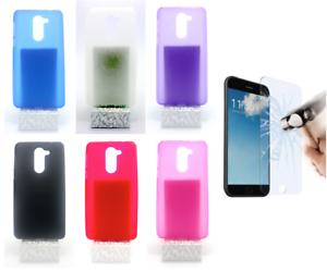 Funda-Carcasa-Silicona-Gel-TPU-Huawei-Honor-6X-4G-5-5-034-Protector-Opcional