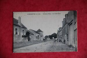 Carnetin-Seine-et-Marne-77-France-carte-postale