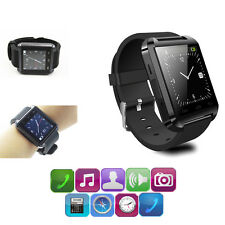 Wireless Call Smart Wrist Watch Bluetooth For Android Huawei P9 P8 P7 Htc One M7