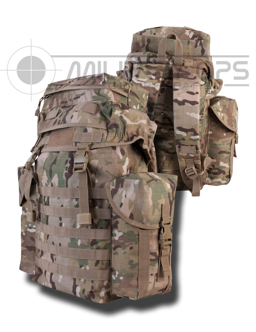 N.I PATROL PACK 38 LITRE MOLLE S2000 MULTICAM MTP AGHAN ARMY MARINES SAS PARA