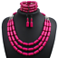 Fashion-Bohemia-Women-Jewelry-Pendant-Choker-Crystal-Chunky-Statement-Necklace thumbnail 63