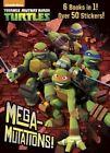 Mega-Mutations! by Random House USA Inc (Mixed media product, 2017)