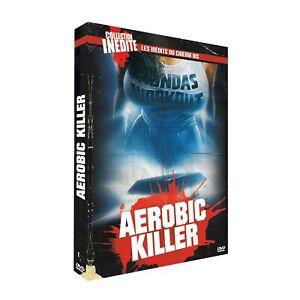 DVD-NEUF-034-AEROBIC-KILLER-KILLER-WORKOUT-034-David-A-PRIOR-horreur-slasher-1986