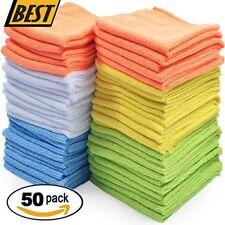Kleenist SuperAbsorb Microfiber Cloths Best Microfiber Cleaning Cloth Pack o..