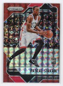 2016-17-PASCAL-SIAKAM-PANINI-PRIZM-MOSAIC-RED-ROOKIE-RC-72