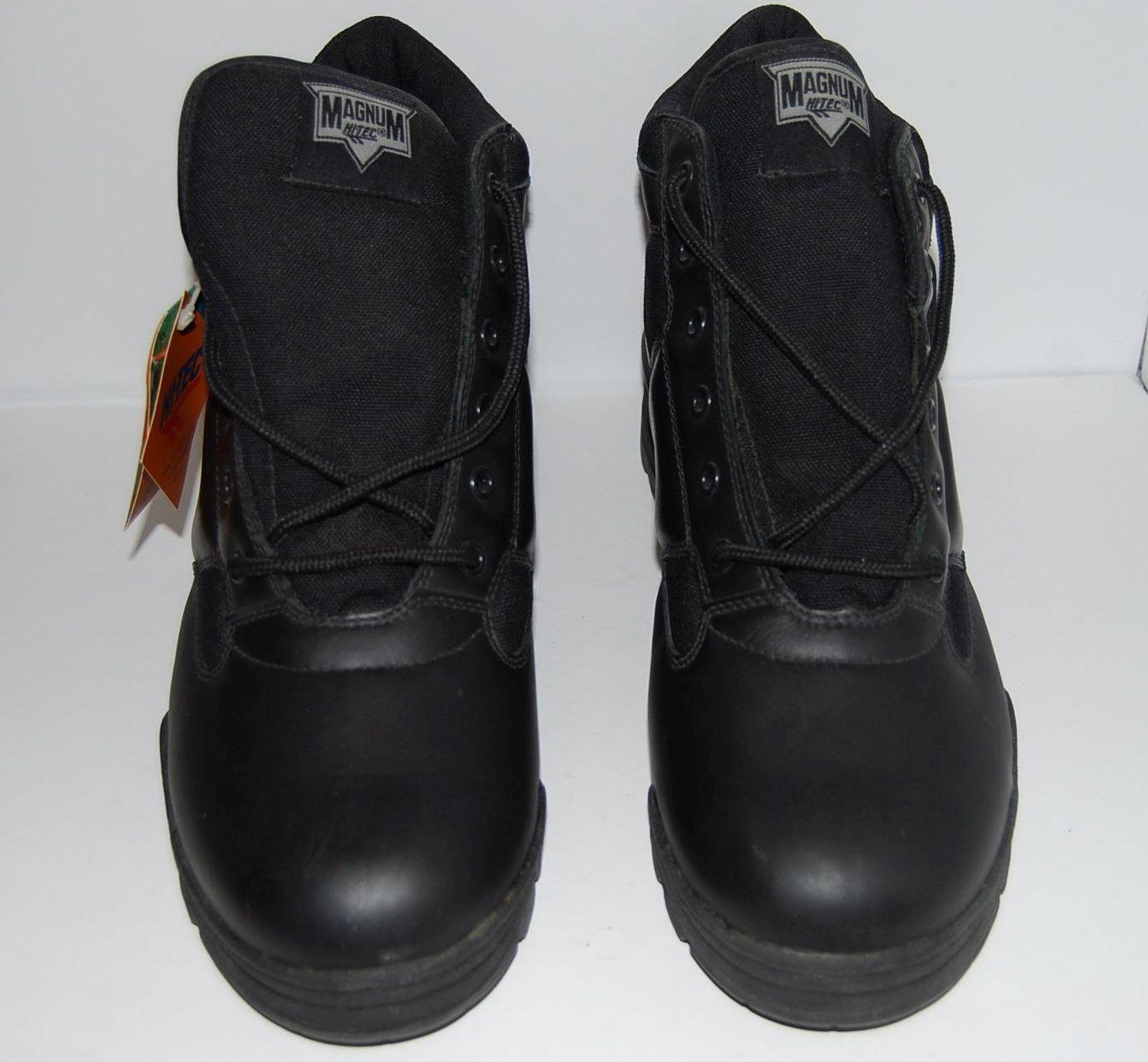 CHAUSSURE BOOTS HOMME MAGNUM HI-TEC SERIE MIDNITE size   47 black .