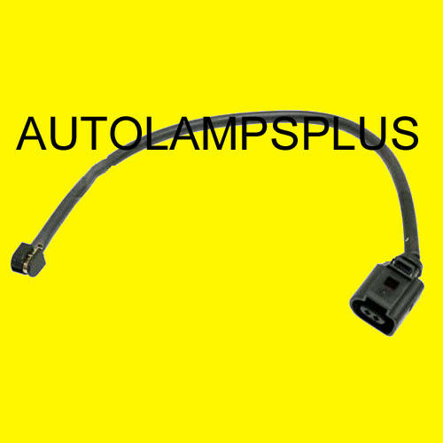 VW VOLKSWAGEN TOUAREG W// 330mm Disc FRONT Brake Pad Wear Sensor 7P0907637 NEW