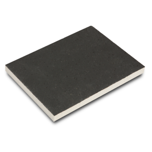 Armstrong Fine Fissured Black 600x600mm Square Edge Ceiling Tile BP9121MBK