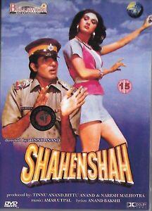 Shahenshah-amitabh-Bachchan-Meenakshi-Neu-APOLLO-Bollywood-DVD