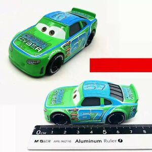 Cars 3 Toys 67 Carbon Cyber Diecast Toy Car 1 55 Loose Kids Vehicle Speed Racer Ebay