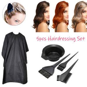 Hair-Tint-Brush-Color-Dye-Kit-Comb-Brushes-Bowl-Salon-Mixing-Colouring-Tool-Set