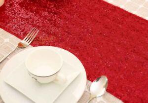 12-034-x108-034-Sparkle-Paillettes-Table-Runner-Glitter-Mariage-Banquet-Fete-Decor