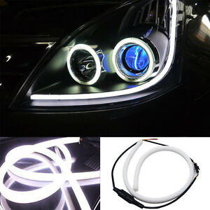 2x-45cm-LED-DRL-Strip-Light-Bar-Car-Daytime-Running-Turn-Signal-Light-AU
