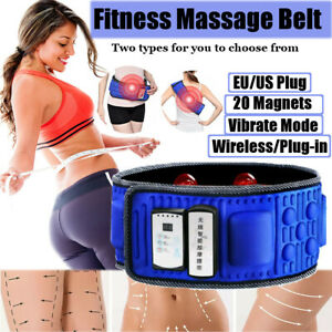 Electric-Abdominal-Tummy-Slimming-Belly-Burner-Lose-Weight-Fitness-Massage