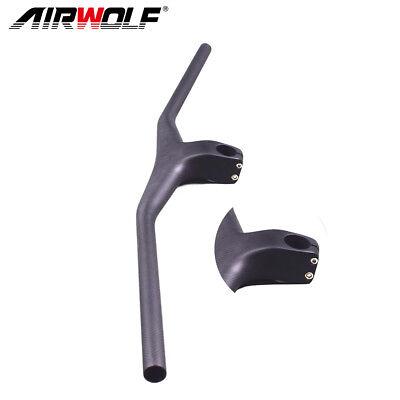 Full Carbon Mtb Integrated Handlebar Mountain Bike Riser Bar Stem 80-110mm