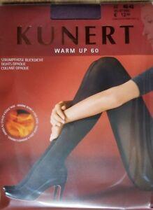 II 40-42 Velvet. KUNERT Strumpfhose WARM UP 60 Gr
