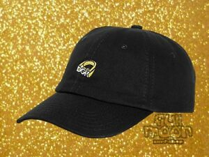 060d9bd8ac3e2 New DGK Ring Black Mens Relax Fit Dad Hat Strapback Cap Hat
