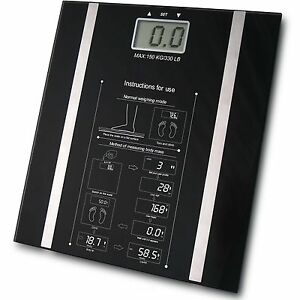 NEW-DIGITAL-BODY-FAT-ANALYSER-WEIGHT-LOSS-SCALE-BMI-HEALTHY-150KG-WEIGHING-SCALE