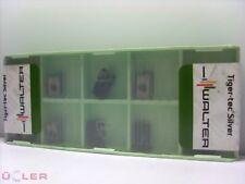 NEU OVP WALTER ADMT 160650R-F56 WSP45S TIGERTEC SILVER 10X  Wendeschneidplatten