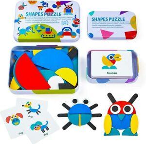 Wooden-Tangram-Puzzle-Montessori-Educational-Blocks-Animals-Jigsaw-Pattern-Toys