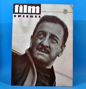 GDR-Filmspiegel-17-1964-Die-Bridge-Larc-Burger-Marlene-Dietrich-Frohriep