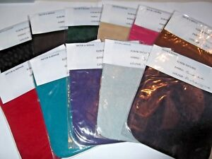 100-TOP-QUALITY-SUEDE-OBLONG-ELBOW-PATCHES-TRIMMINGS-11-FABULOUS-COLORS