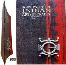 Southwestern Indian arts & crafts 1966 Tom Bahti artisanat indien Navajo Arizona