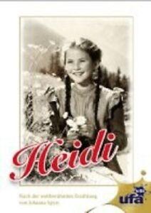Details zu HEIDI (S/W 1952) DVD ELSBETH SIEGMUND NEU
