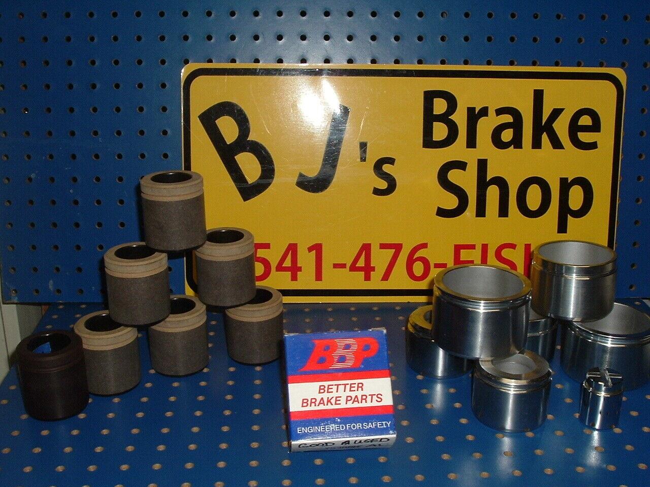 Disc Brake Caliper Piston-Phenolic Caliper Pistons Rear,Front Centric 145.66011