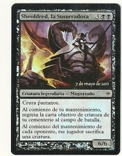 Sheoldred, Whispering One - Spanish Pre-Release Foil Promo SP-NM