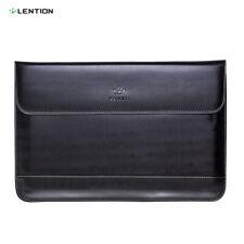 LENTION Tas Che Hülle Schutz Case Leder Sleeve für neues MacBook Pro 15 Lap Top