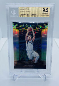 2018-19-SELECT-CONCOURSE-SILVER-PRIZM-LUKA-DONCIC-25-ROOKIE-RC-BGS-9-5-GEM-PSA