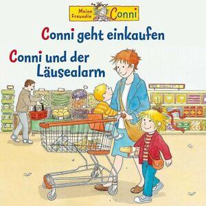 CONNI-49-CONNI-GEHT-EINKAUFEN-CONNI-UND-DER-LAUSEALARM-CD-NEW