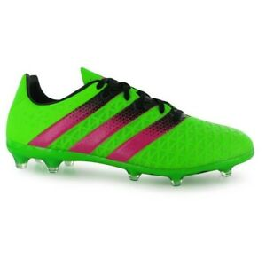 more photos 878bd 1514f Details about Adidas ACE 16.2 FG/AG Solar Green, size 11.5