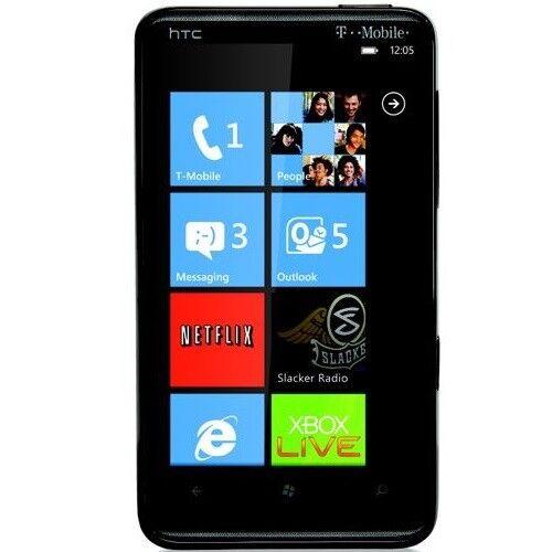HTC HD 7 - 16GB - Black (T-Mobile) Smartphone