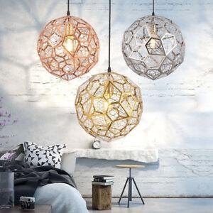 Details About Tom Dixon Etch Web Pendant Light Shadow Lamp Living Room Chandelier Replica